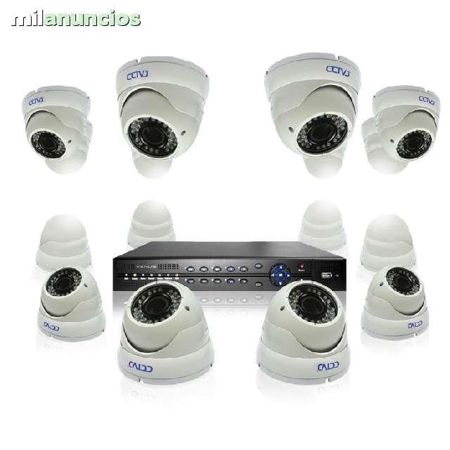 ALARMAS SISTEMAS VIGILANCIA CCTV