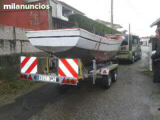 TRANSPORTES DE LANCHAS BARCOS MERCANCIAS - foto 1