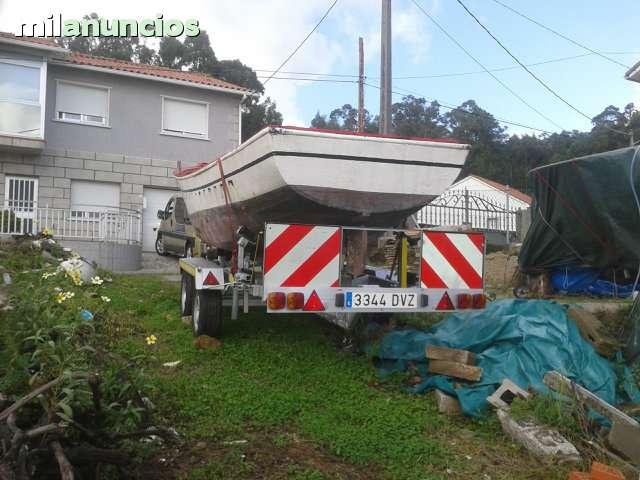 TRANSPORTES DE LANCHAS BARCOS MERCANCIAS - foto 8