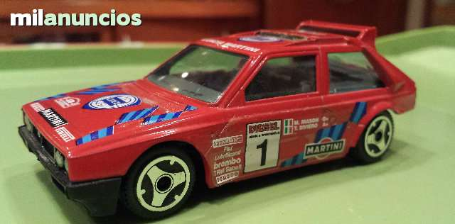 Lancia Delta S4 Rallye Sanremo Biasion E