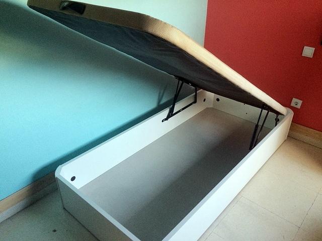 Mil Anuncios Com Canape Abatible 90 X 190 De Madera Nuevo