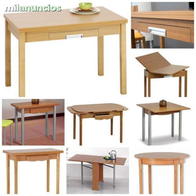 MIL ANUNCIOS.COM - Mesa y sillas de cocina de madera. Casa y ...