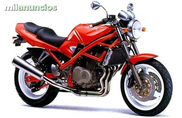 DESPIECE DOCUMENTADO SUZUKI BANDIT 400