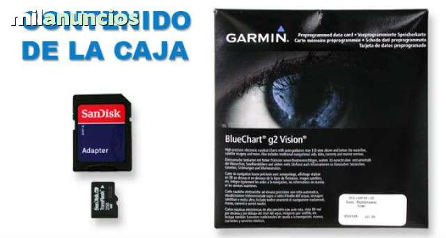 CARTAS GARMIN G2 VISION VEU715L - foto 2