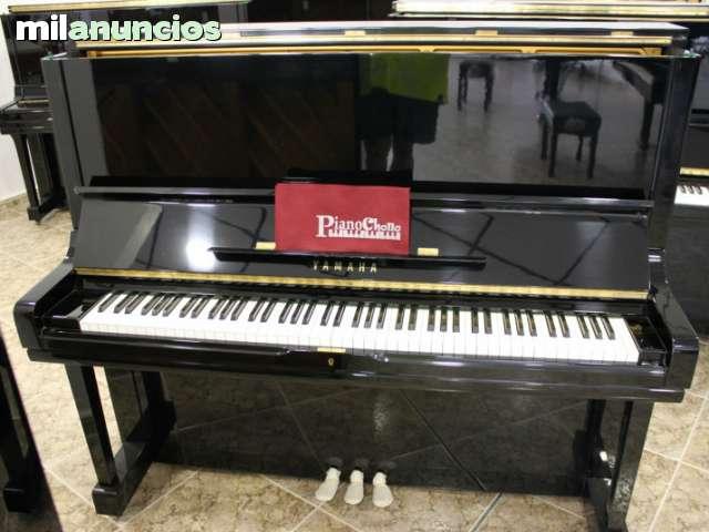 VENDO PIANO YAMAHA UX3 CERTIFICADO RENOV - foto 3