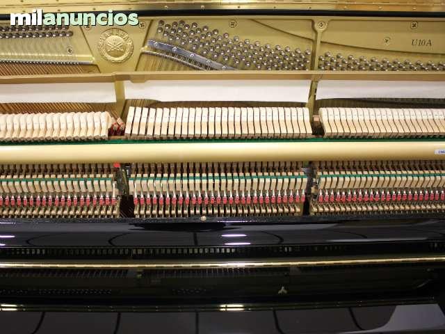 VENDO PIANO YAMAHA U10A COMO NUEVO CERTI - foto 2
