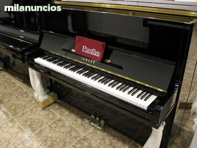 VENDO PIANO YAMAHA U10A COMO NUEVO CERTI - foto 1