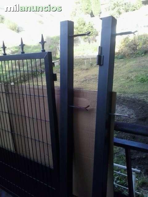 Puerta De Hierro Nueva