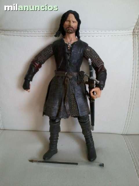 Aragorn Señor De Los Anillos