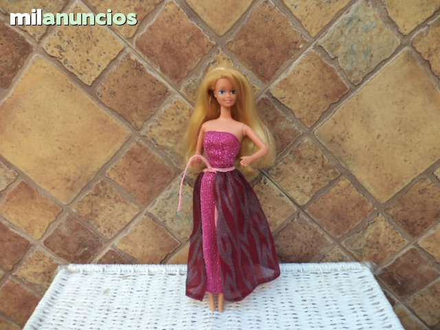 BARBIE SPAIN O CONGOST EL PELO RUBIO C