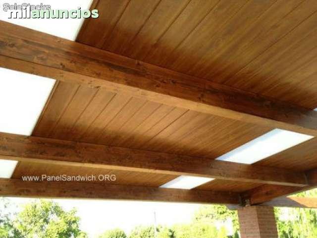 Panel sandwich segunda mano - Casas de madera tenerife precios ...