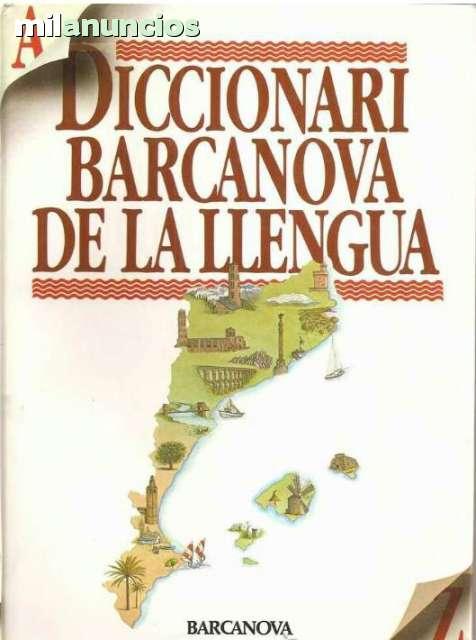 DICCIONARI BARCANOVA DE LA LLENGUA - foto 1
