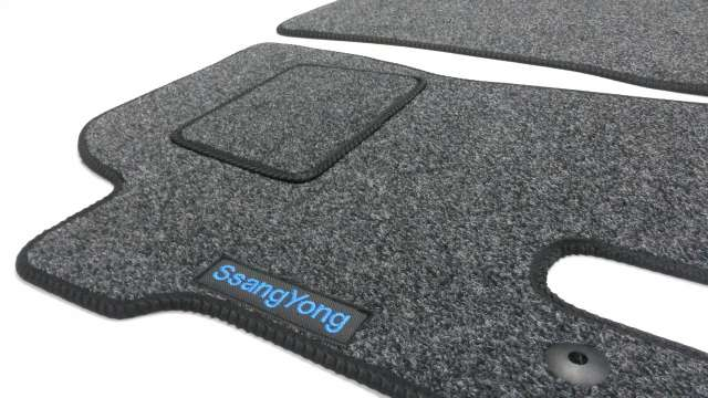 ALFOMBRAS  SSANGYONG - foto 3
