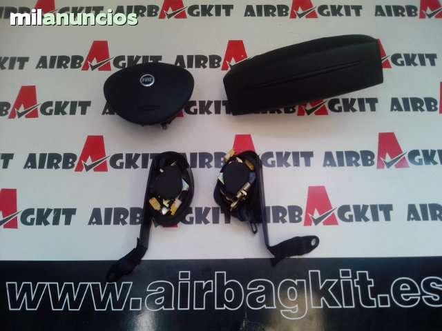 (( KIT DE AIRBAGS FIAT DOBLO 2000-2010 )