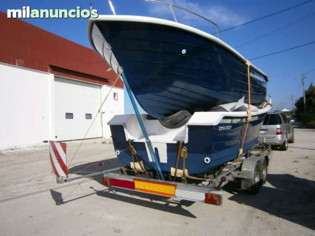 TRANSPORTE DE EMBARCACIONES MAR/TIERRA - foto 3