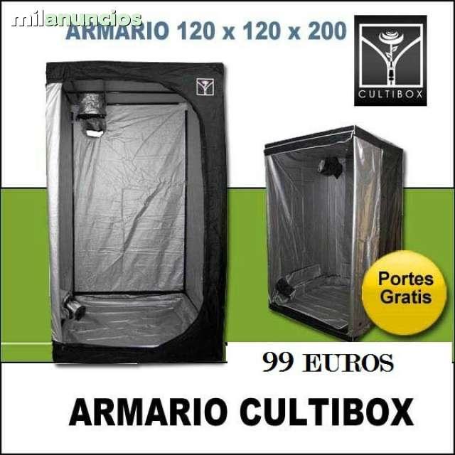 ARMARIO PARA EL CULTIVO INTERIOR