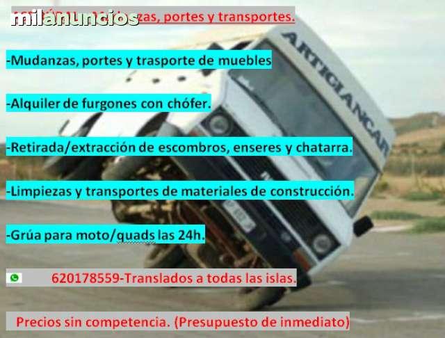 DESALOJO DE TRASTEROS Y MUDANZAS.  - foto 3