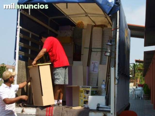 DESALOJO DE TRASTEROS Y MUDANZAS.  - foto 4