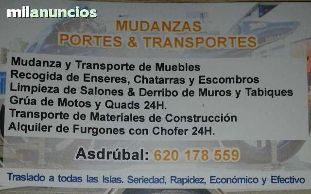 DESALOJO DE TRASTEROS Y MUDANZAS.  - foto 2