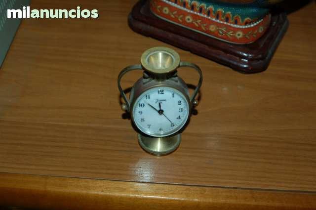 Jaccard Reloj Despertador