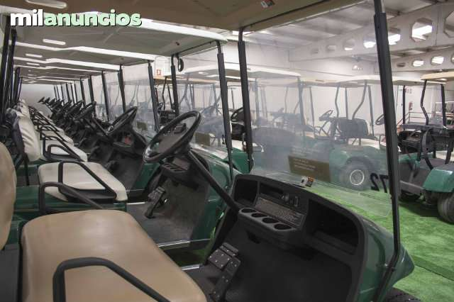 Buggy Golf Alquiler Para Eventos