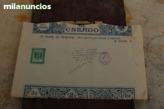 Timbre Del Estado 1936