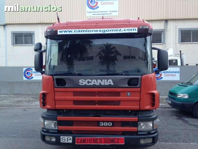 SCANIA - 114-380