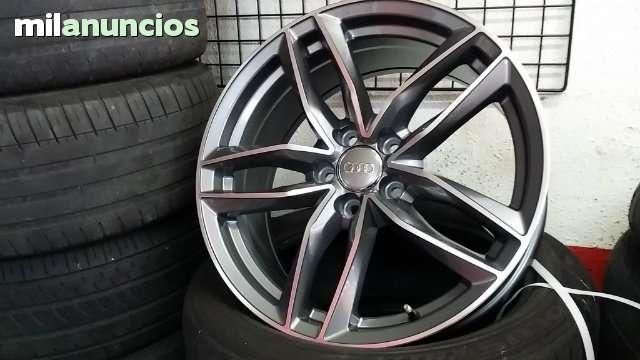 LLANTAS AUDI RS6 2014 EN 18 SOLO 600 EUR