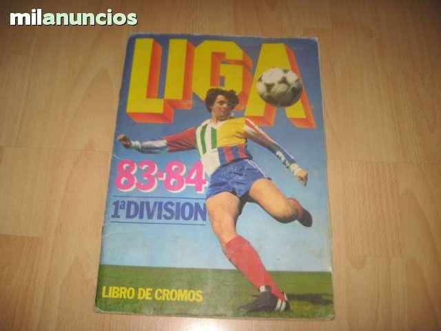 Album Liga Este 83/84