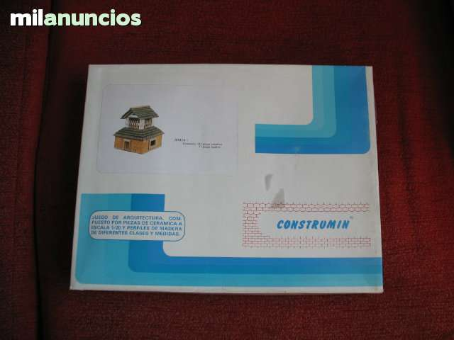 JUEGO ARQUITECTURA CONSTRUMIN JUNIOR 5
