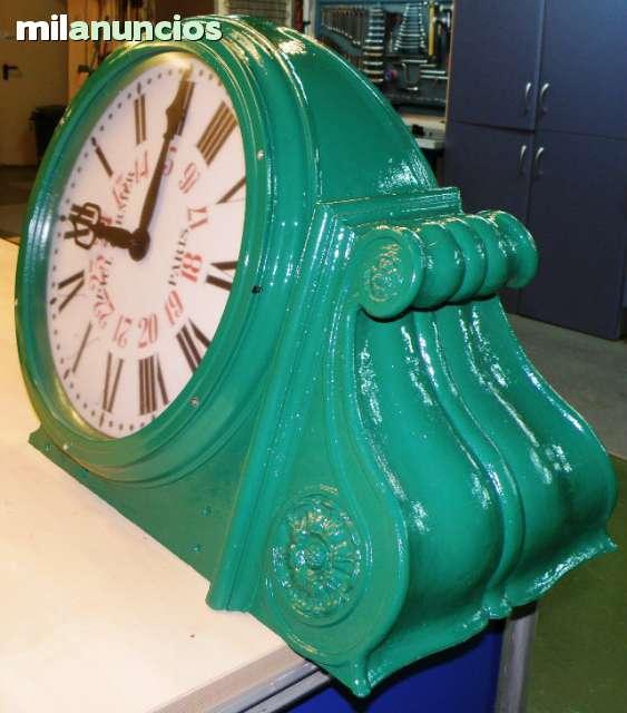 Garnier Garnier Reloj Paul De De Reloj Paul Reloj Estacion Estacion JTF3ulKc1