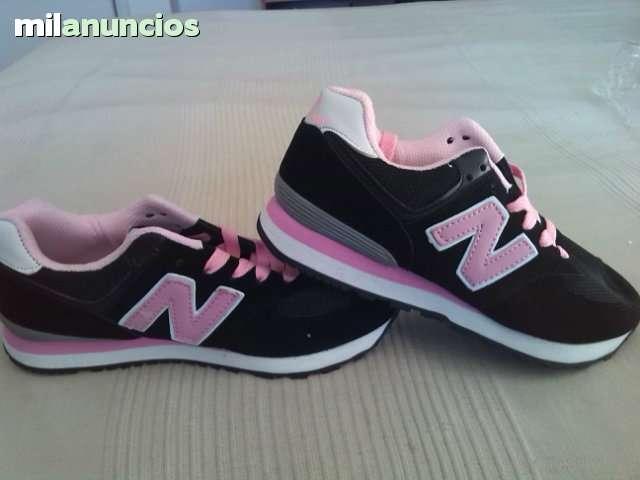 new balance 574 mujer