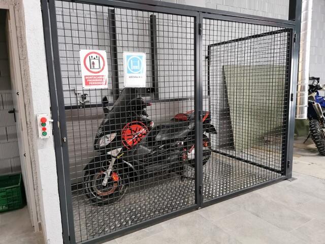 ELEVADOR MOTOS MONTACARGAS - foto 1