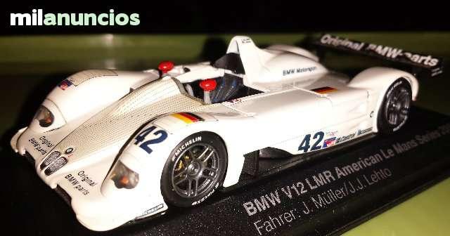 Bmw V12 Lmr American Le Mans Series 2000
