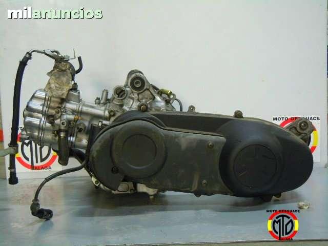 MOTOR SUZUKI BURGMAN 125 2012