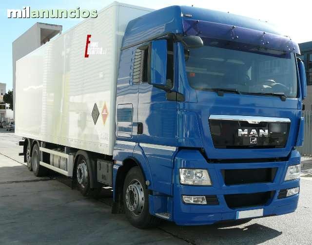 MAN - TGX 33. 440