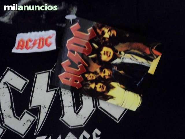 BODY PETO AC/DC BEBE NUEVO - foto 2