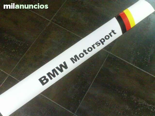 PARASOL ADHESIVO BMW MOTORSPORT ALEMAN