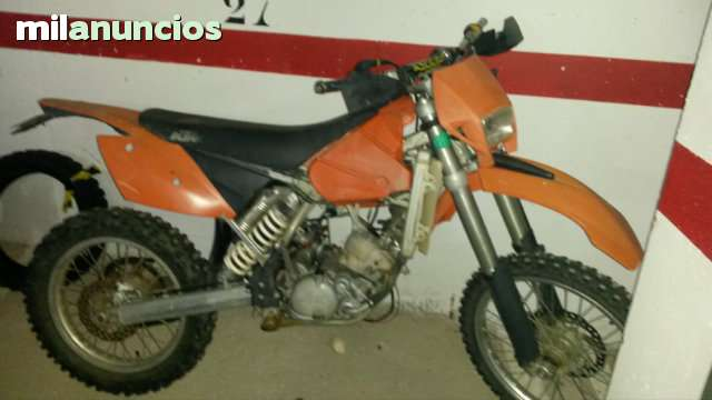 DESPIECE DOCUMENTADO KTM 125 EXC