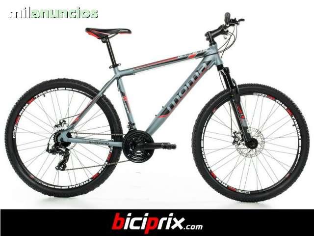 BICICLETA MTB SHIMANO 2X DISCO DE 27, 5