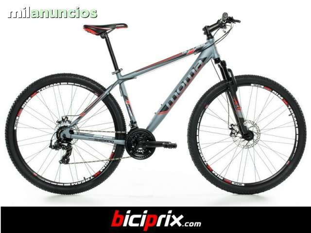 BICICLETA MTB SHIMANO 2X DISCO DE 29