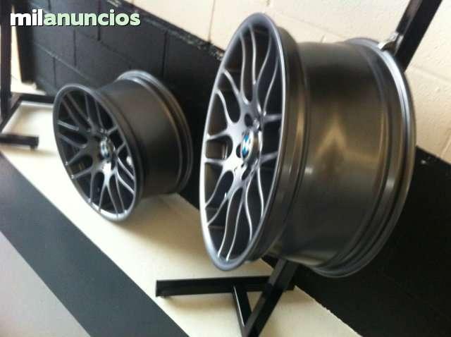 LLANTAS TIPO CSL ANTRACITA EN 19 BMW