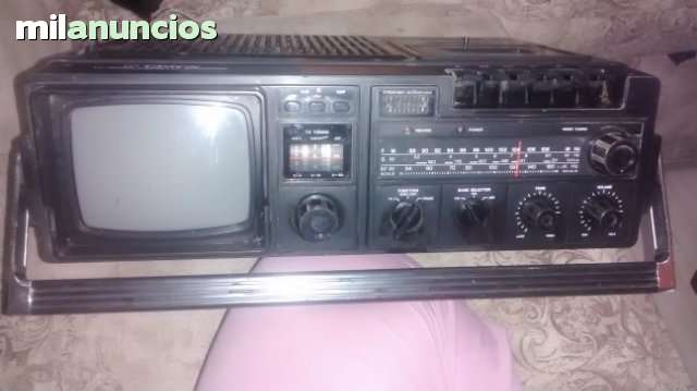 ANTIGUA ESTACION DE TV, RADIO, REPRODUCTOR