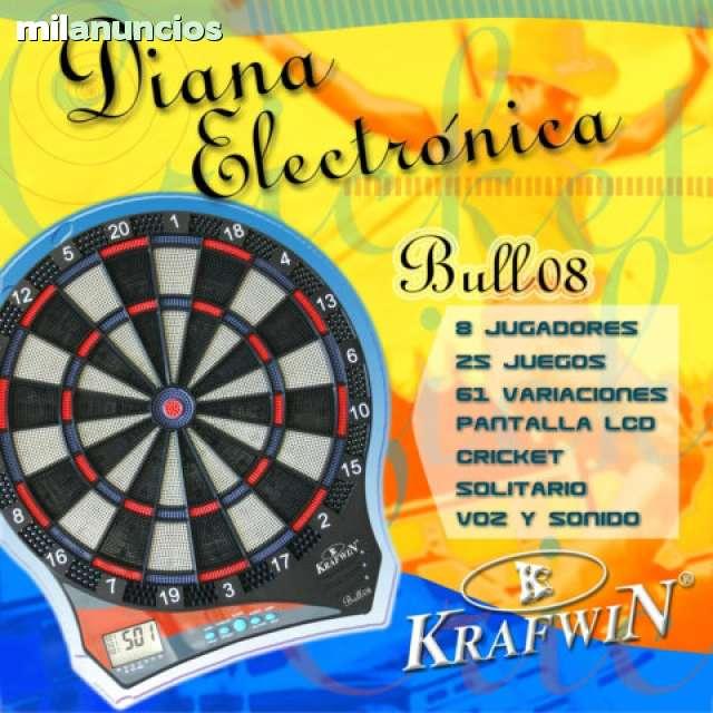 BULL 08, DIANA ELECTRONICA DOMESTICA