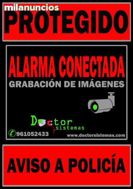 ALARMAS PARA NEGOCIOS Y CASAS VALENCIA - foto 2