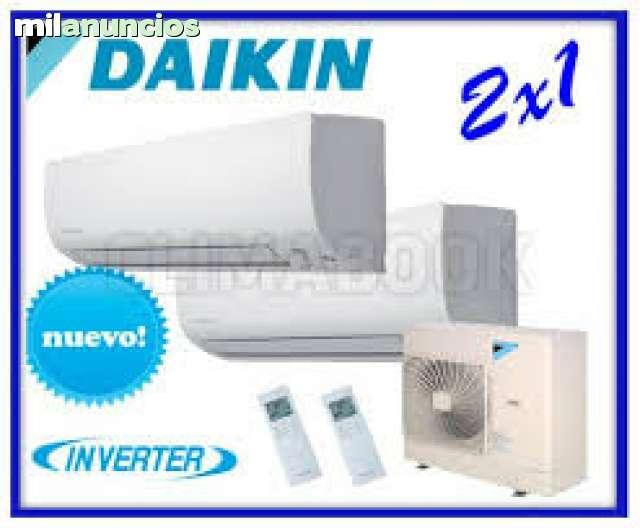 DAIKIN 2X1 - 2MXS50H