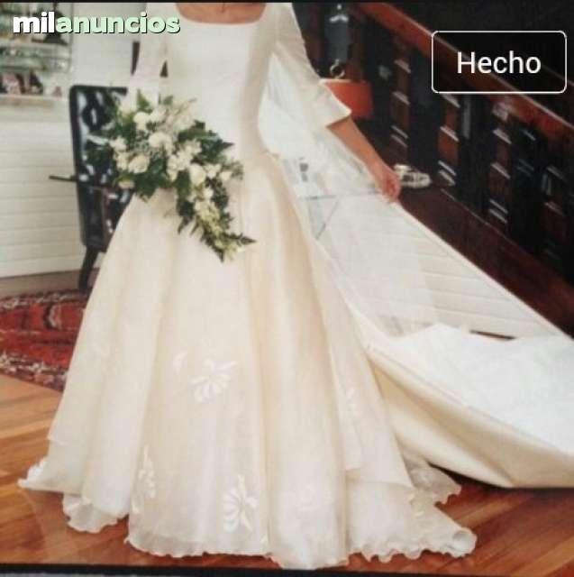 Marty Fielding tempo Mayor  MIL ANUNCIOS.COM - Vestido de novia de CHUS BASALDUA