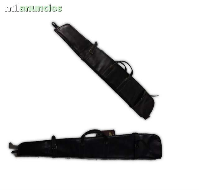 FUNDA DOBLE RIFLE SIN VISOR - foto 1