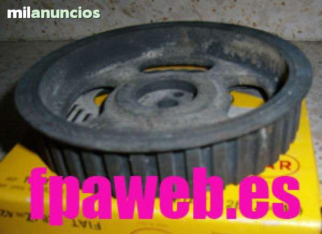 POLEA DE DISTRIBUCIÓN FIAT 128 Y X1 9