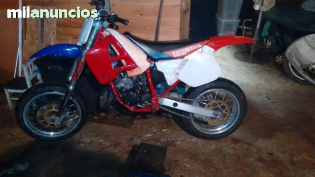 DESPIECE HONDA CR 125 1992